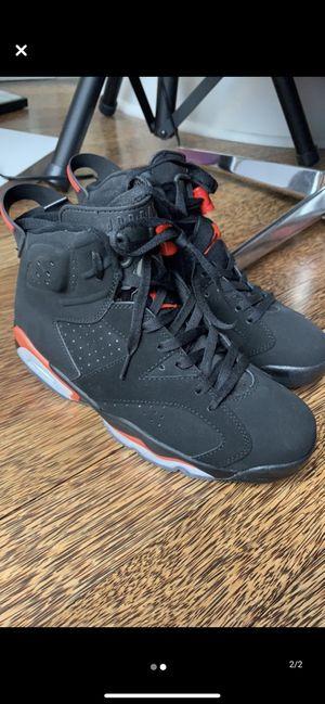 Jordan 6 Infrared - Size 9 Men's for Sale in Los Angeles, CA