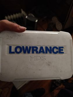 Lowerance hd 7 sonar and fish finder for Sale in Seattle,  WA