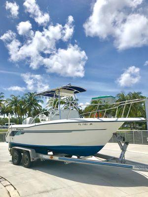 1995 ranger offshore 21 ,feet , legend with 2007 Honda 225hp for Sale in Dania Beach, FL