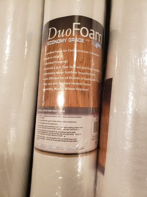 Economy Grade underlayment for Sale in Pittsburgh, PA