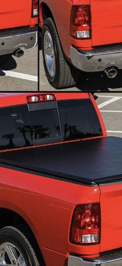 Chevy Colorado/GMC Canyon 2015-2021 5Ft Bed Lock & Roll Soft Tonneau Cover for Sale in Boca Raton,  FL