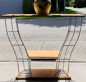 """27.5"""" Inch CD Player Stand for Sale in Redmond, WA"""