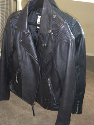 HARLEY DAVIDSON MOTORCYCLE JACKET for Sale in Alpharetta, GA