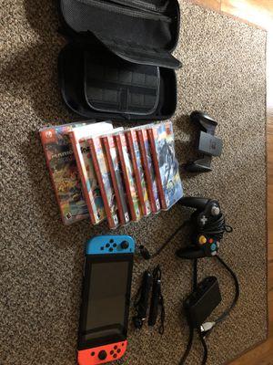 Nintendo Switch Bundle for Sale in Fairfax, VA