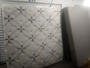 Almost New King Bed Set & Frame for Sale in Winchester, VA