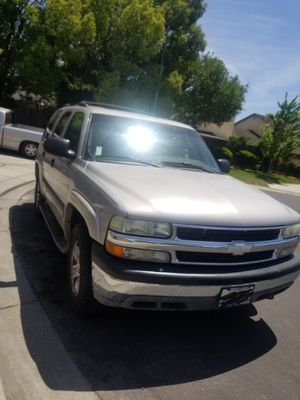 2004 Chevy Tahoe for Sale in Modesto, CA