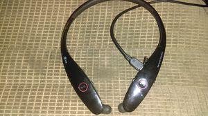 LG tone wireless headphones (harmon kardon) for Sale in San Jose, CA
