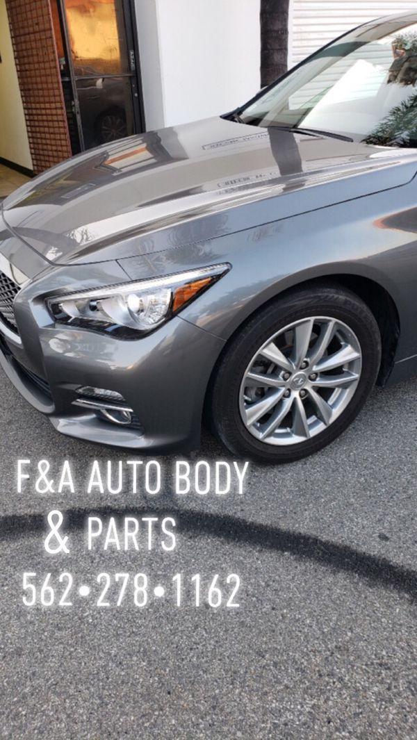 Auto Body Parts