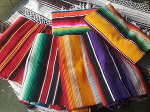 Sarapes nuevos, grandes 🍻 7pies x 5pies for Sale in Lodi, CA