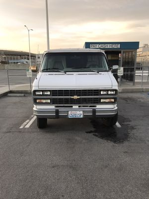 Chevy Van G30 for Sale in South San Francisco, CA
