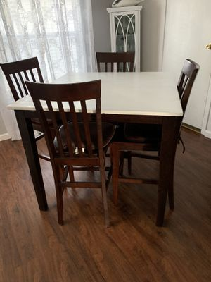 Table and 4 chairs for Sale in Euless, TX