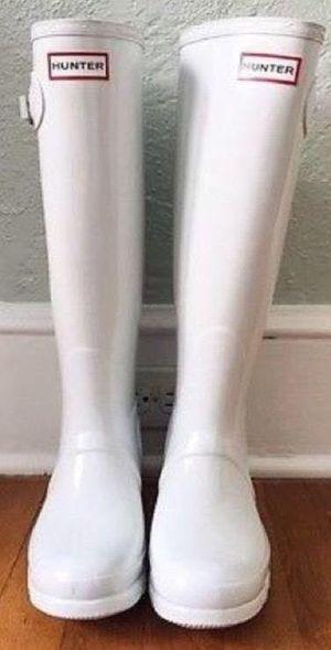 White Hunter rain boots for Sale in Murfreesboro, TN