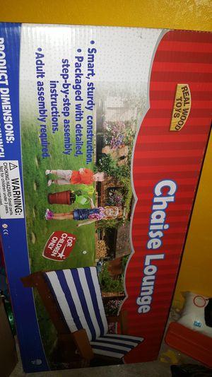 Children lounge chair for Sale in Phoenix, AZ