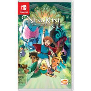 Nintendo Switch Nino Kuni NEW! FACTORY SEALED! for Sale in Tempe, AZ