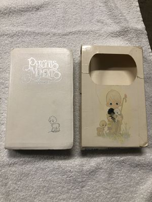Precious Moments Bible Keepsake Edition for Sale in Bedford, TX