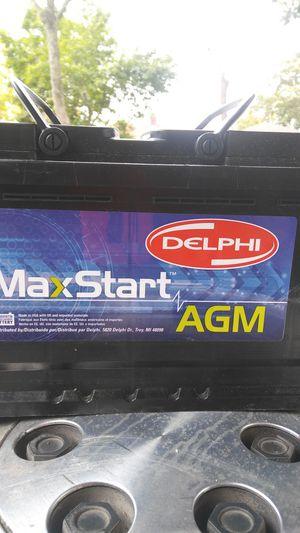 Max start marine battery for Sale in Brockton, MA