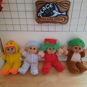 """Vintage Troll Dolls 14"""". for Sale in Troy, MI"""