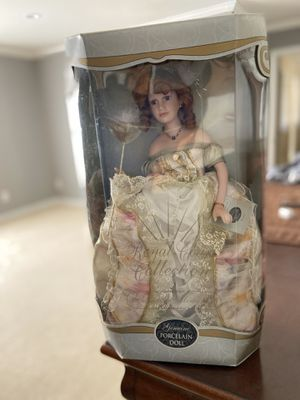 Antique Princess Porcelain Doll *NEW* for Sale in Breinigsville, PA