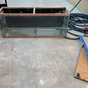 55 Gallon Fish Tank for Sale in Antioch, CA