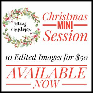 Christmas Mini Session for Sale in La Porte, TX