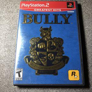 Bully, PS2 for Sale in El Cajon, CA