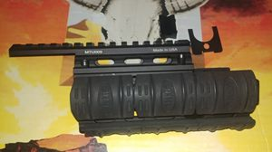 Leapers quad rail foregrip for Sale in Fair Haven, MI