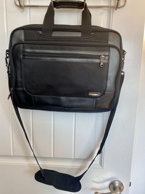 Samsonite Laptop 17.5 in & iPad Briefcase - Excellent Condition for Sale in Whittier, CA