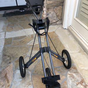 Sun Mountain Golf Push Cart - Foldable for Sale in Fullerton, CA