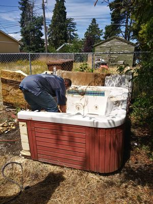 Hot tub removal for Sale in Tacoma, WA