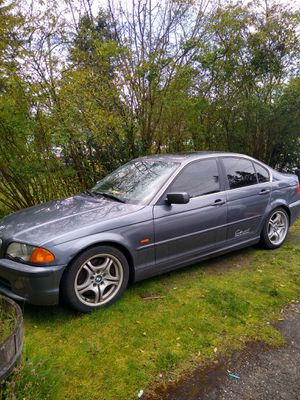 Needs work, 2001 BMW 330i $600 obo for Sale in Tumwater, WA
