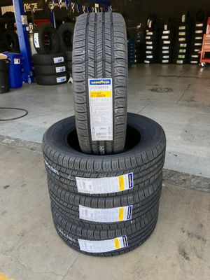 215/60/16 New set of Goodyear tires installed for Sale in Ontario, CA