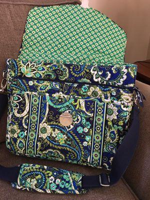 Vera Bradley Laptop Messenger Bag for Sale in East Lyme, CT