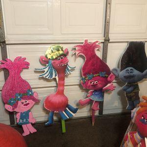 Trolls Stand Ups for Sale in Tijuana, MX