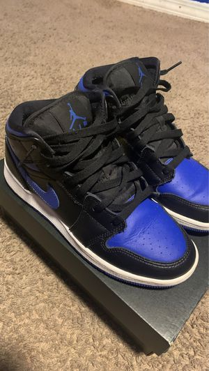 Jordan 1 mids Royals size 6 for Sale in Tomball, TX