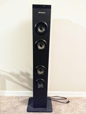 Polaroid Bluetooth Tower Speaker for Sale in Parkland, FL