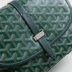New! Authentic GOYARD Belvedere 2 PM Green Cross body bag for Sale in Marlboro, NY