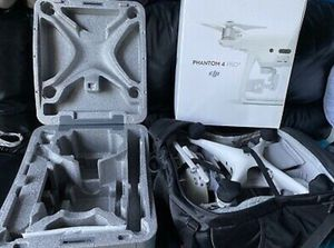 "DJI Phantom 4 Pro PLUS V1 Drone - Everything ""In the Box"" plus Extras!! for Sale in Brentwood, TN"