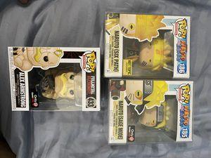 Funko pop Naruto and FMA for Sale in Miami, FL