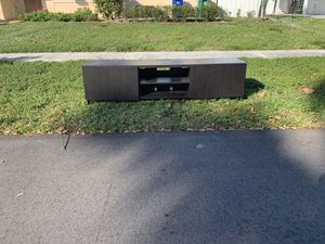 FREE - TV Stand for Sale in Cooper City, FL
