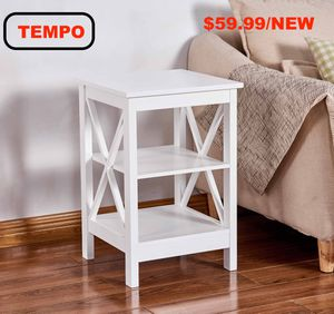 X-Side Table, White for Sale in Santa Ana, CA