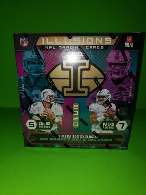 Illusions NFL trading cards 2020 for Sale in El Monte, CA