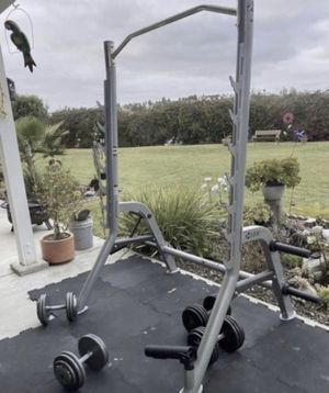 HOIST PROFESSIONAL SQUAT WEIGHT RACK!! for Sale in San Diego, CA