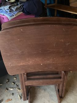 TV Dinner Tables for Sale in San Jose,  CA