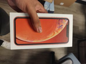 iPhone XR factory unlocked for Sale in Dallas, TX
