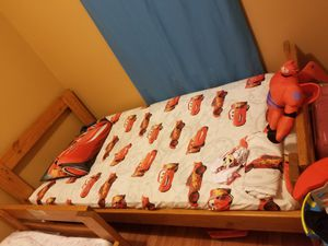 2 twins bed good condition for 150 for Sale in Cleveland, OH