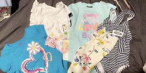 Baby girl clothes for Sale in Carson, CA