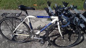 Trek 1000 18 speed road bike, Ritchey DS wheelset, Ultegra crankset, new front derailleur, 50cm. for Sale in Wesley Chapel, FL