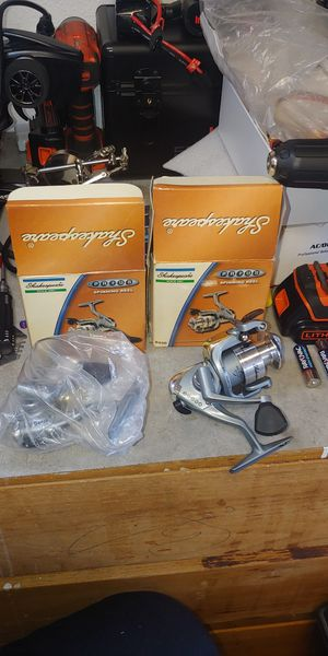 SHAKESPEARE FISHING REELS for Sale in Spanaway, WA