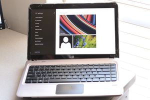 HP pavilion laptop, 4 gb ram and 320gb HDD for Sale in Dallas, TX