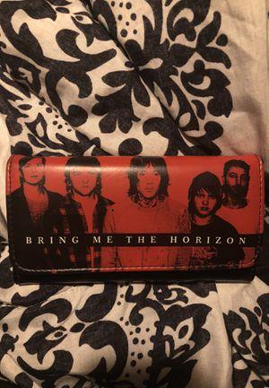 Bring Me The Horizon wallet for Sale in Kingsley, MI
